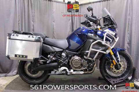 2017 Yamaha Super Ténéré ES for sale at Powersports of Palm Beach in Hollywood FL