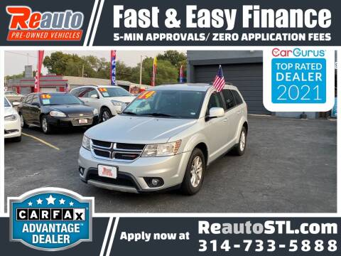 2014 Dodge Journey for sale at Reauto in Saint Louis MO