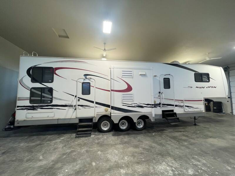 2007 Enduramax Wide Open for sale at Harper Motorsports-Vehicles in Post Falls ID