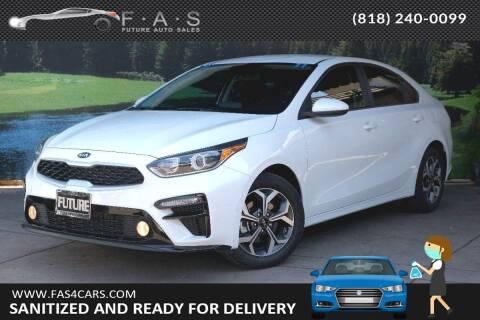 2020 Kia Forte for sale at Best Car Buy in Glendale CA