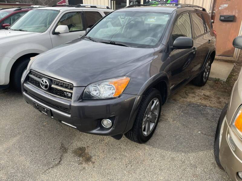 2012 Toyota RAV4 for sale at Randys Auto Sales in Gardner MA