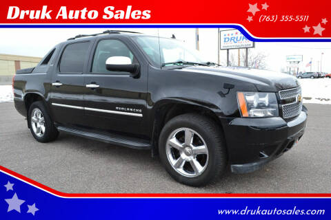 2011 Chevrolet Avalanche for sale at Druk Auto Sales in Ramsey MN