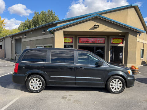 2014 Chrysler Town and Country for sale at Advantage Auto Sales in Garden City ID