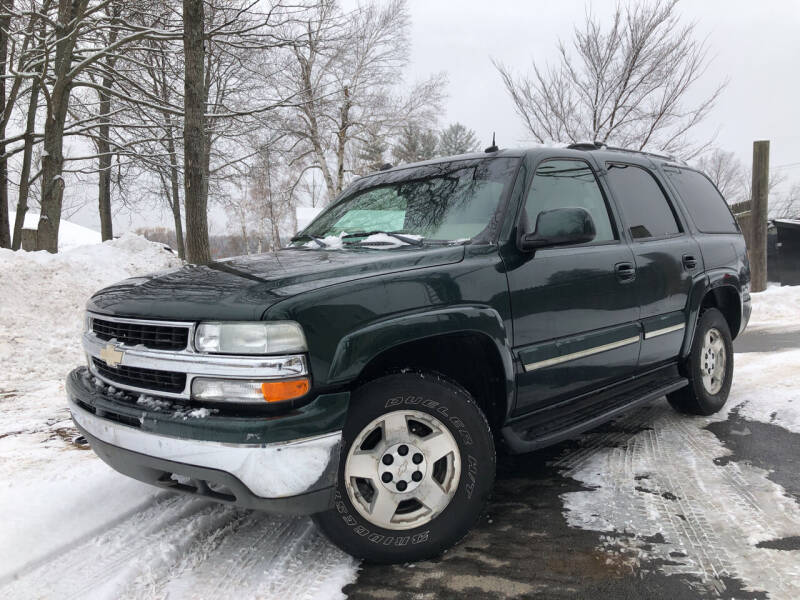 2004 Chevrolet Tahoe for sale at J's Auto Exchange in Derry NH