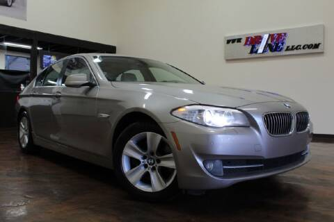 2011 BMW 5 Series for sale at Driveline LLC in Jacksonville FL