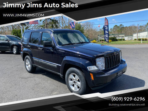 2011 Jeep Liberty for sale at Jimmy Jims Auto Sales in Tabernacle NJ