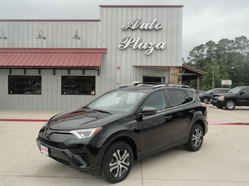 2017 Toyota RAV4 for sale at Grantz Auto Plaza LLC in Lumberton TX