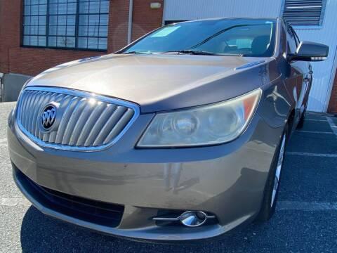 2012 Buick LaCrosse for sale at Atlanta's Best Auto Brokers in Marietta GA