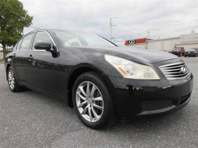 2007 Infiniti G35 for sale at Cam Automotive LLC in Lancaster PA