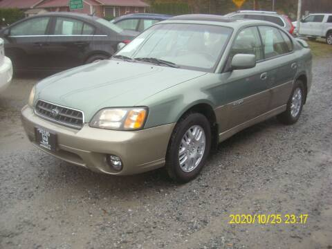 2004 Subaru Outback for sale at Motors 46 in Belvidere NJ