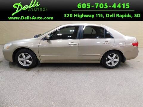 2005 Honda Accord for sale at Dells Auto in Dell Rapids SD