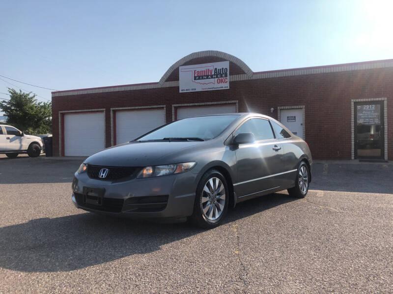 2011 Honda Civic for sale at Family Auto Finance OKC LLC in Oklahoma City OK