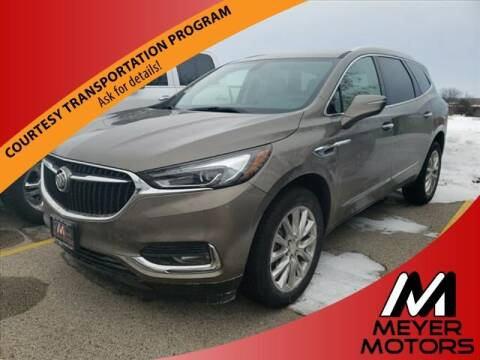 2020 Buick Enclave for sale at Meyer Motors in Plymouth WI