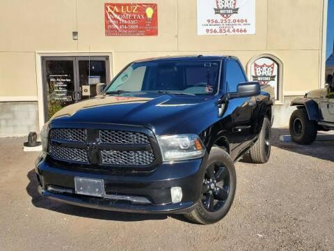 2014 RAM Ram Pickup 1500 for sale at BAC Motors in Weslaco TX