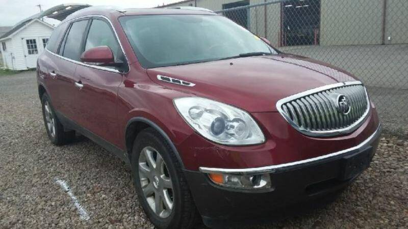 2008 Buick Enclave for sale at KRIS RADIO QUALITY KARS INC in Mansfield OH