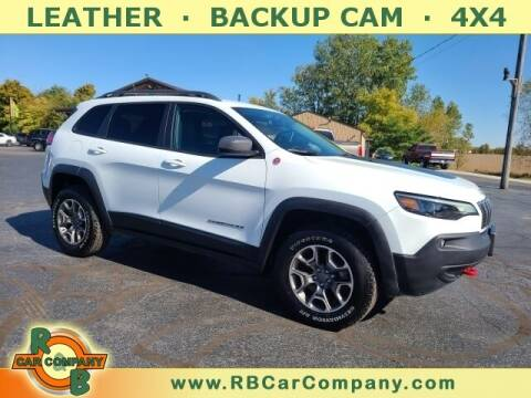 2020 Jeep Cherokee for sale at R & B CAR CO - R&B CAR COMPANY in Columbia City IN