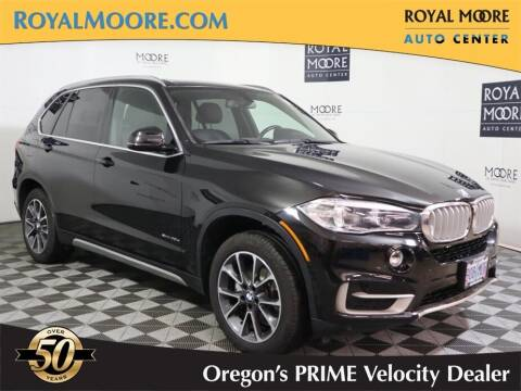 2017 BMW X5 for sale at Royal Moore Custom Finance in Hillsboro OR