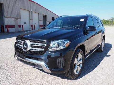 2017 Mercedes-Benz GLS for sale at Auto Sales & Service Wholesale in Indianapolis IN
