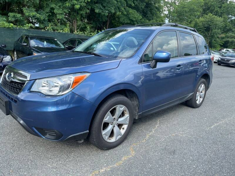 2015 Subaru Forester for sale at Dream Auto Group in Dumfries VA