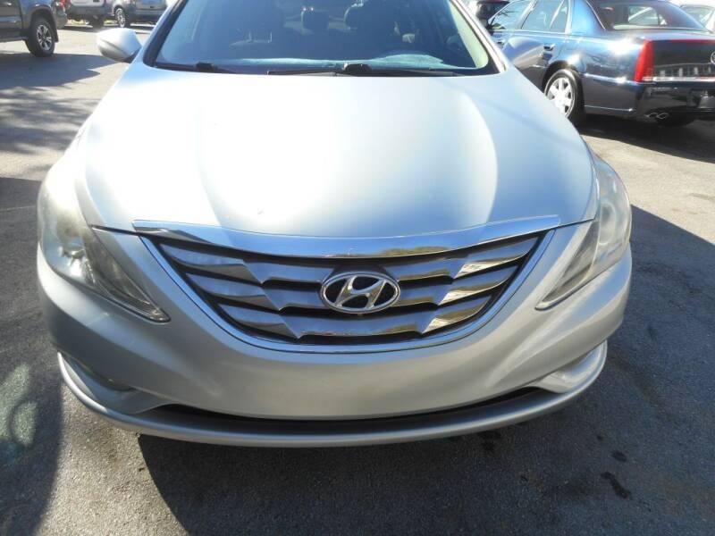 2011 Hyundai Sonata for sale at Elite Motors in Knoxville TN