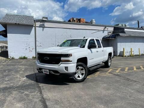 2017 Chevrolet Silverado 1500 for sale at Santa Motors Inc in Rochester NY