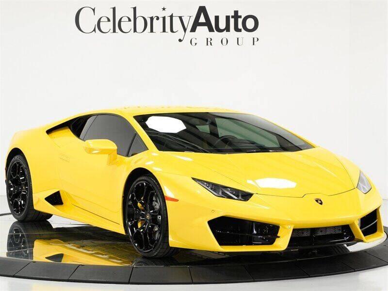 2017 Lamborghini Huracan for sale in Sarasota, FL