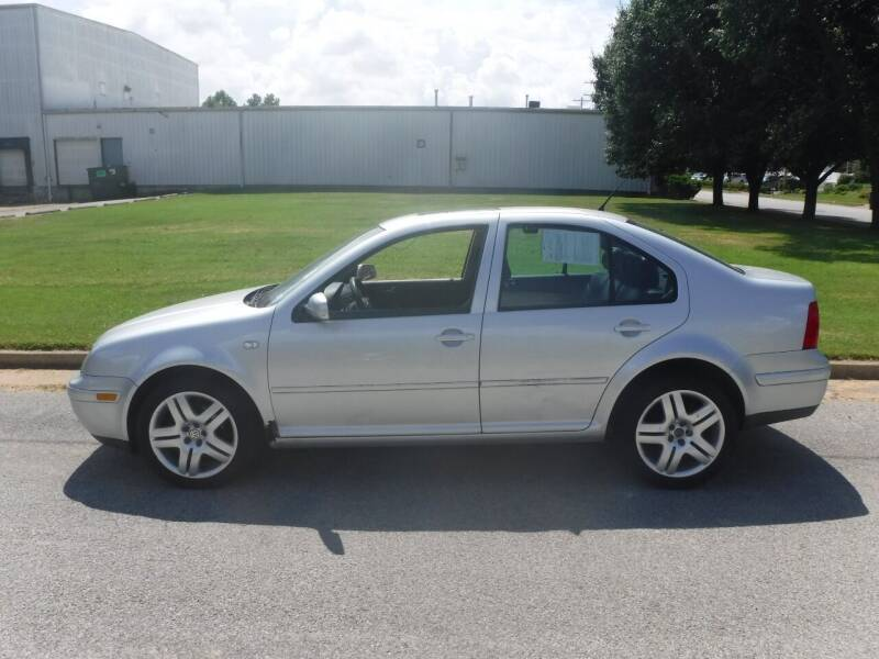 2003 Volkswagen Jetta for sale at ALL Auto Sales Inc in Saint Louis MO