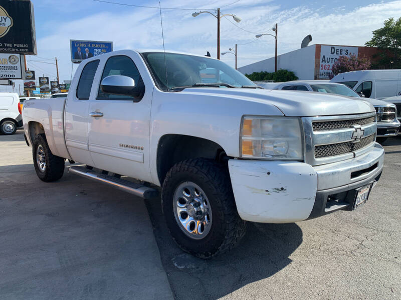 2011 Chevrolet Silverado 1500 for sale at Best Buy Quality Cars in Bellflower CA