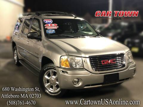 2006 GMC Envoy XL for sale at Car Town USA in Attleboro MA