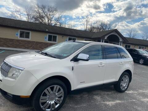 2008 Lincoln MKX for sale at Primary Motors Inc in Commack NY