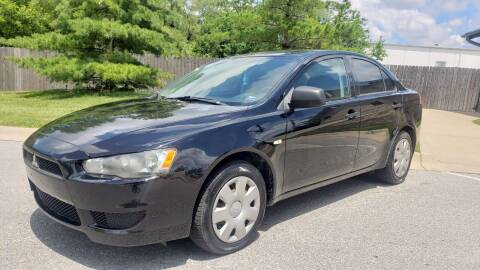 2009 Mitsubishi Lancer for sale at Nationwide Auto in Merriam KS
