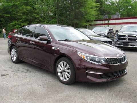 2016 Kia Optima for sale at Discount Auto Sales in Pell City AL