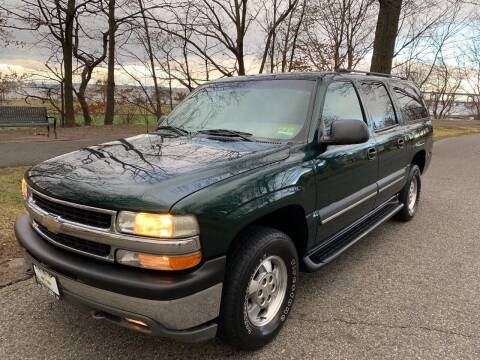 2003 Chevrolet Suburban for sale at Crazy Cars Auto Sale in Jersey City NJ