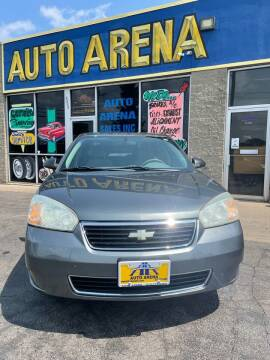 2006 Chevrolet Malibu for sale at Auto Arena in Fairfield OH