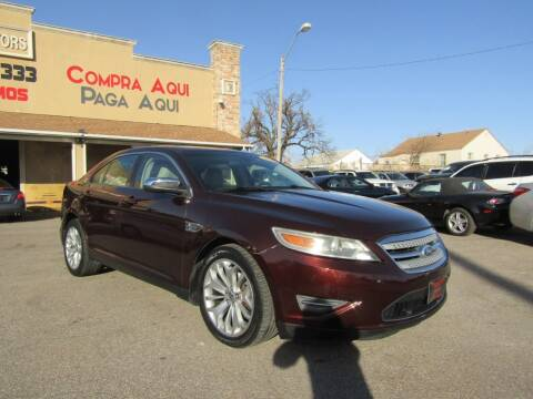 2010 Ford Taurus for sale at Import Motors in Bethany OK