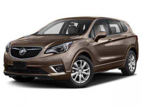 2019 Buick Envision for sale at HILAND TOYOTA in Moline IL