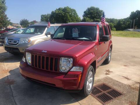 2012 Jeep Liberty for sale at Mikes Auto Sales INC in Forest City NC
