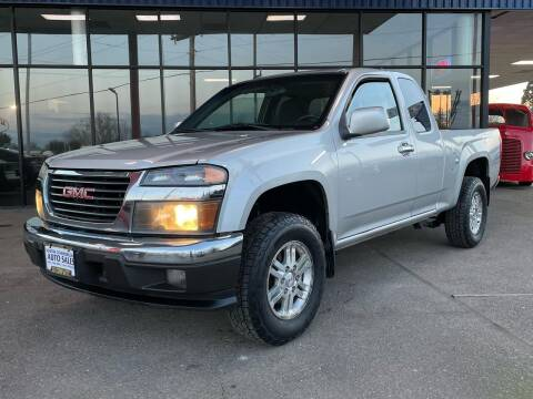 2010 GMC Canyon for sale at South Commercial Auto Sales in Salem OR