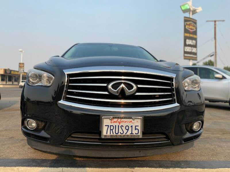 2015 Infiniti QX60 for sale at Global Auto Group in Fontana CA
