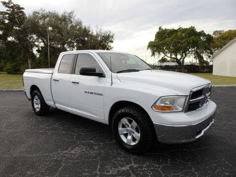 2011 RAM Ram Pickup 1500 for sale at SUPER DEAL MOTORS 441 in Hollywood FL