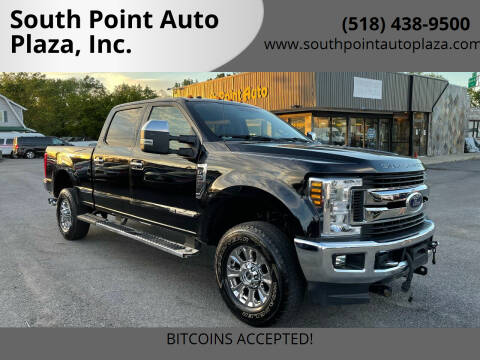 2019 Ford F-350 Super Duty for sale at South Point Auto Plaza, Inc. in Albany NY