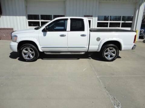 2006 Dodge Ram Pickup 1500 for sale at Quality Motors Inc in Vermillion SD