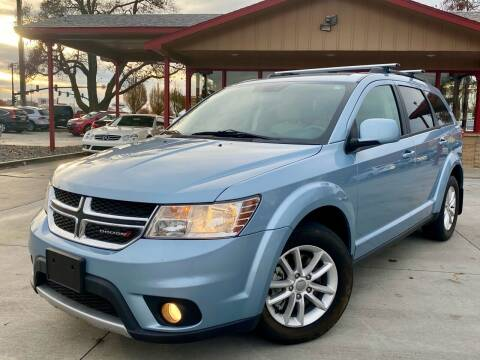 2013 Dodge Journey for sale at ALIC MOTORS in Boise ID