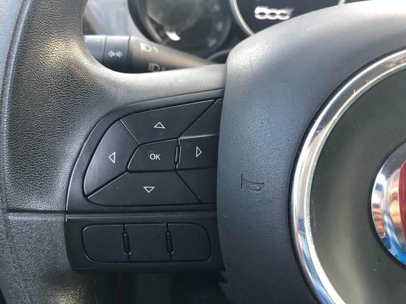 2016 FIAT 500X Pop 4dr Crossover - Temecula CA