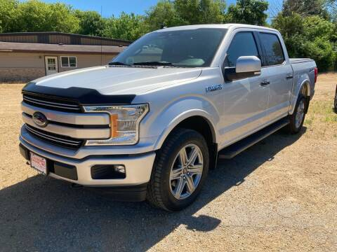 2019 Ford F-150 for sale at Louisburg Garage, Inc. in Cuba City WI