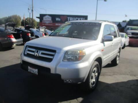 2006 Honda Pilot for sale at Quick Auto Sales in Modesto CA