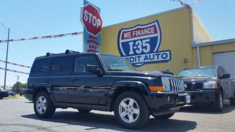 2007 Jeep Commander for sale at Buy Here Pay Here Lawton.com in Lawton OK