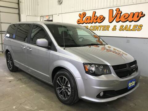 2018 Dodge Grand Caravan for sale at Lake View Auto Center and Sales in Oshkosh WI