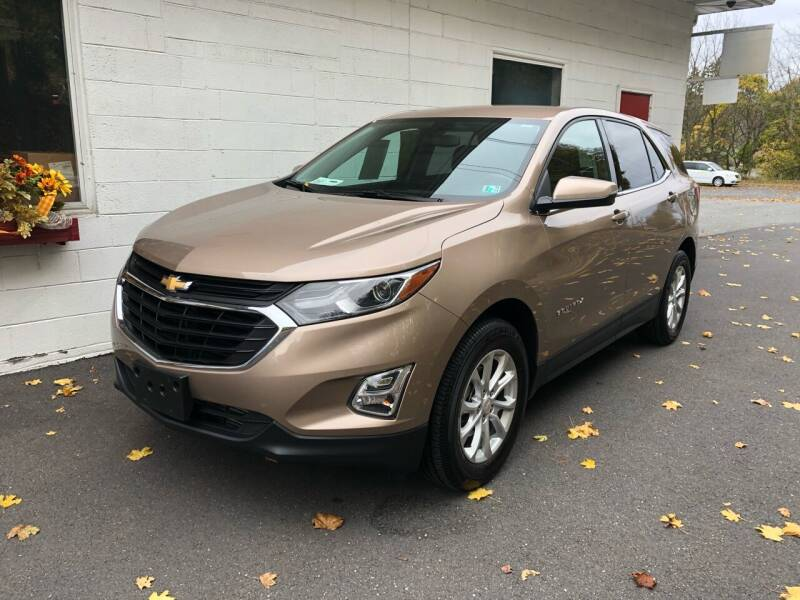 2018 Chevrolet Equinox for sale at Hoys Used Cars in Cressona PA