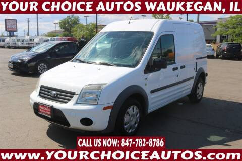 2012 Ford Transit Connect for sale at Your Choice Autos - Waukegan in Waukegan IL